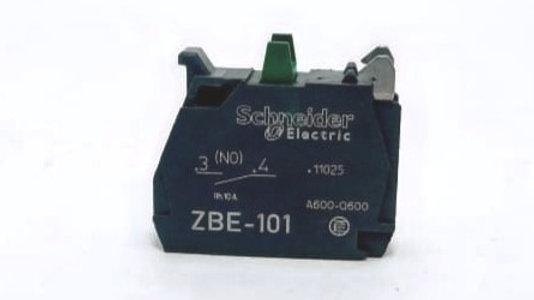 Bloco de Contato 01NA Schneider REF ZBE-101