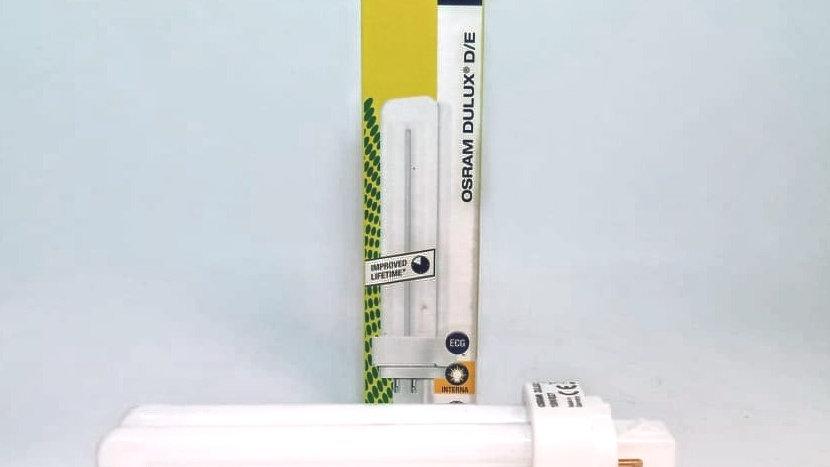 Lâmpada Fluorescente 18W/827 Dulux D/E Lumilux Interna G24q-2