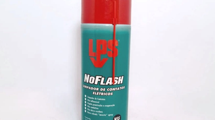 Limpa Contato Elétrico não inflamável e não condutivo 300ML / 359g Lps Noflash