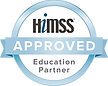 HIMSS_ApprovedEducationPartner_Seal_clea