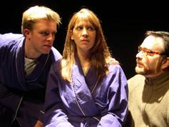 3. Jody Allen, Lisa Bruno and Tim Flynn