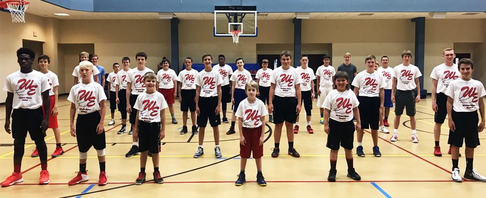 2017 Hale's Hoops - Boy's Camp