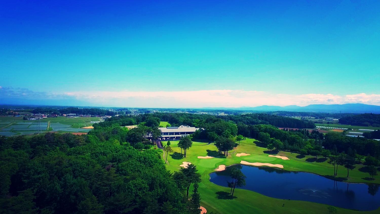矢吹ゴルフ俱楽部全景