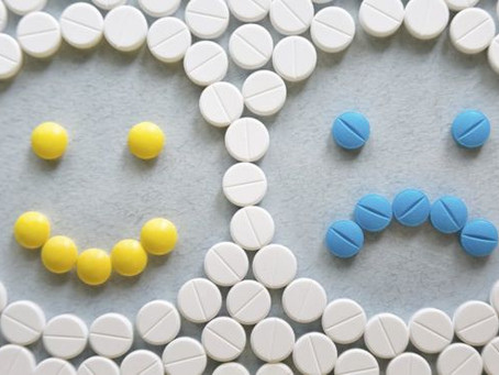 Girl Gone Authentic:  Sex and Anti-Depressants Do Not Mix