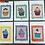Thumbnail: Karten mit Cupcakemotiv