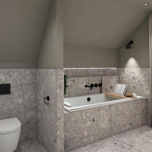 Fliser til badet - Prosjekt 1 - Bilde 2.