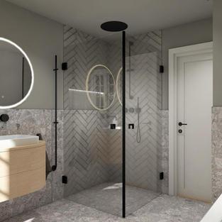 Fliser til badet - Prosjekt 1 - Bilde 1.