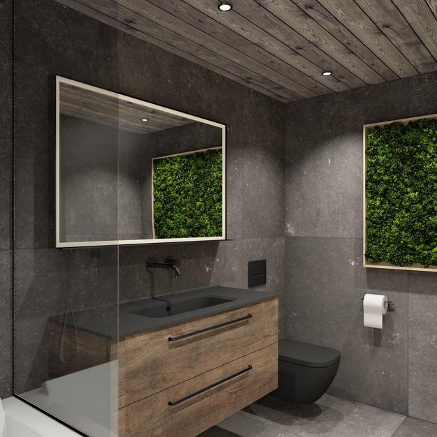 Fliser til badet - Prosjekt 3 - Bilde 1.