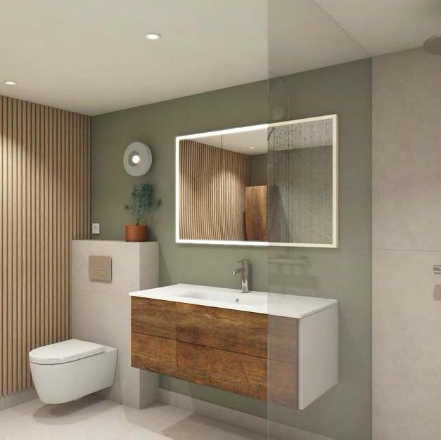 Fliser til badet - Prosjekt 5 - Bilde 1.