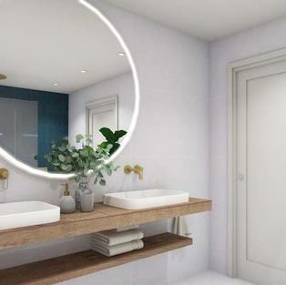 Fliser til badet - Prosjekt 7 - Bilde 2.