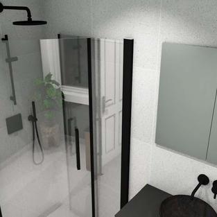 Fliser til badet - Prosjekt 13 - Bilde 1