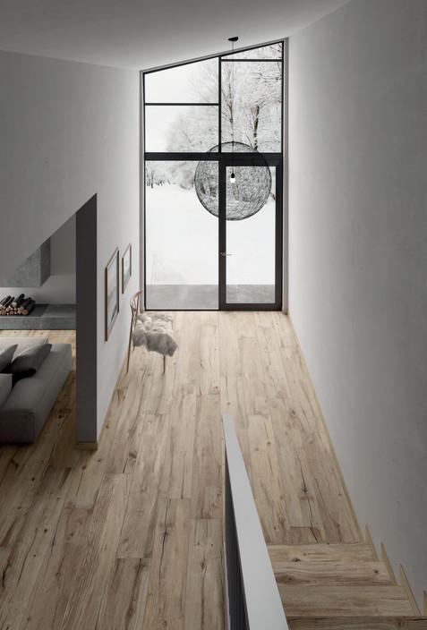 Fliser i gangen - BEIGE 26 x 200 cm