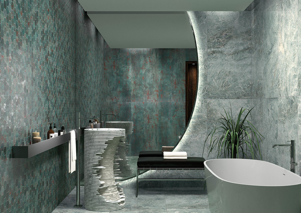 Amb-Metal-seagreen-60x120-mosaico-Hex-Ta