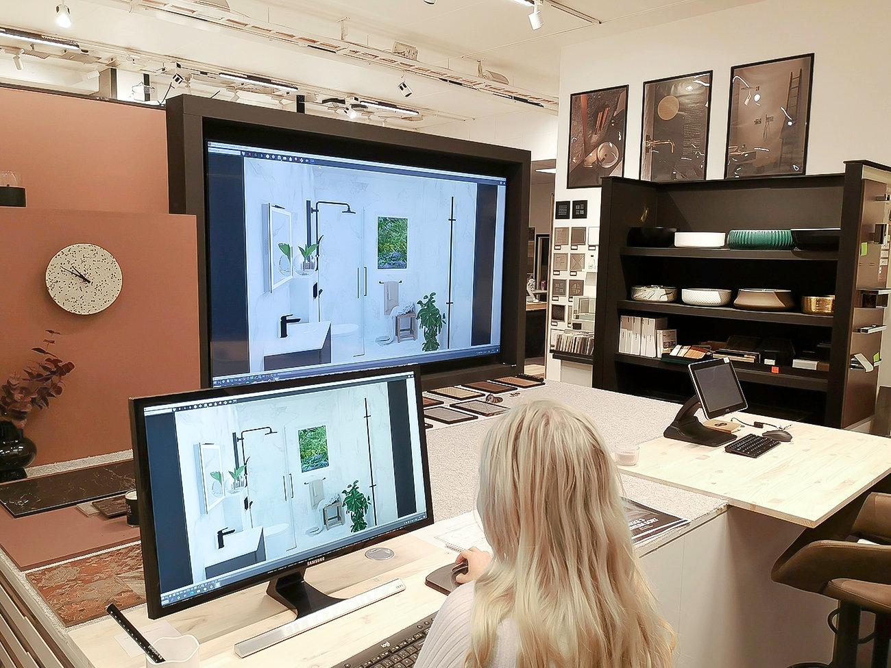 Tegnemøte - Arkitektonisk 3D tegning
