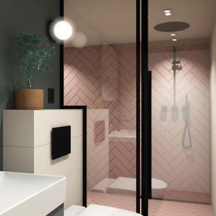 Fliser til badet - Prosjekt 9 - Bilde 1.