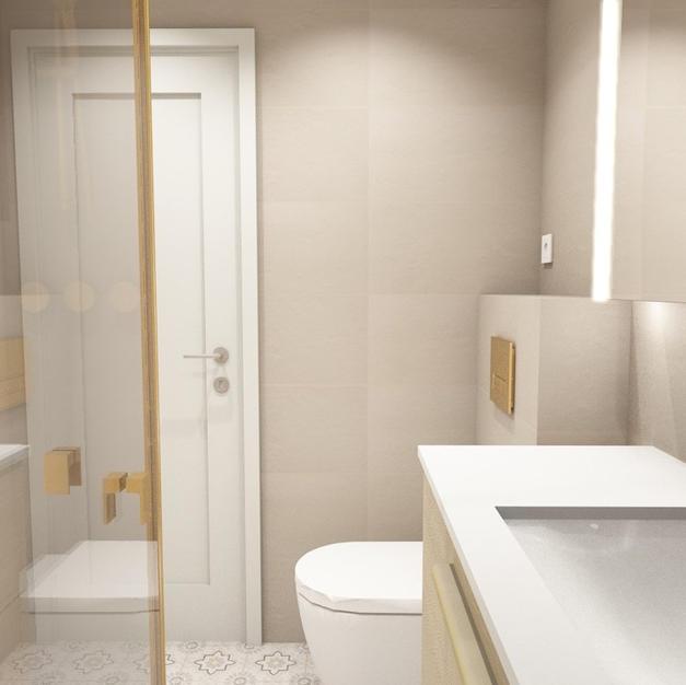 Fliser til badet - Prosjekt 4 - Bilde 1.
