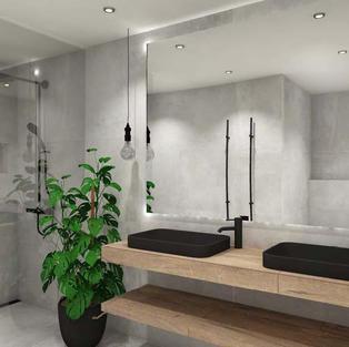 Fliser til badet - Prosjekt 15 - Bilde 1