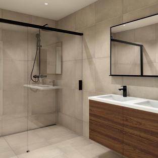 Fliser til badet - Prosjekt 14 - Bilde 1
