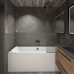 Fliser til badet - Prosjekt 3 - Bilde 2.