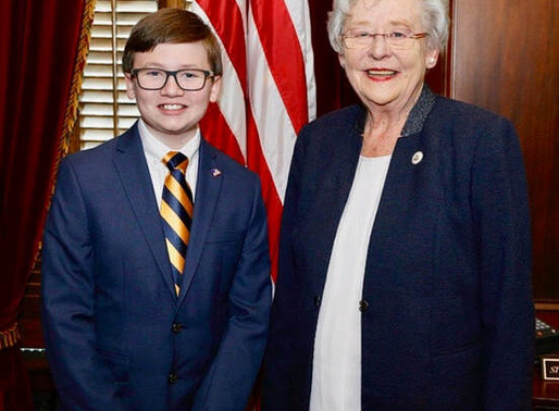 *EXCLUSIVE*: ALABAMA GOVERNOR KAY IVEY INTERVIEW