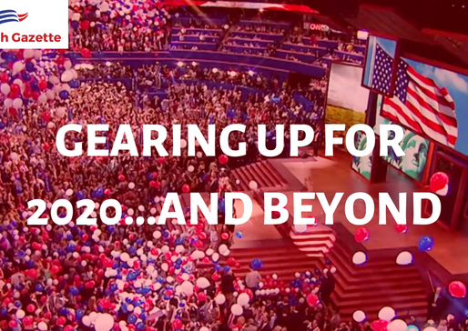 GEARING UP FOR 2020...AND BEYOND