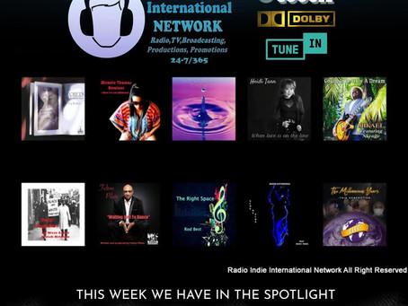 Radio Indie International Network Top Ten