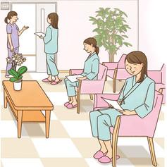全日空健保「健診てびき」
