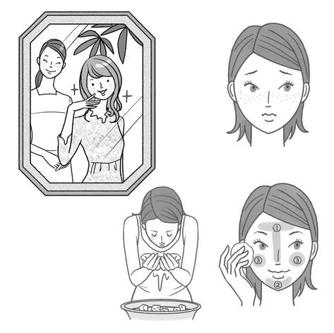 現代書林「素肌からキレイになるお顔そりのすすめ」