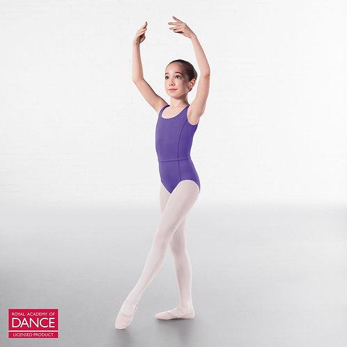 RAD Ballet Grade 1 & 2 Lavender Leotard