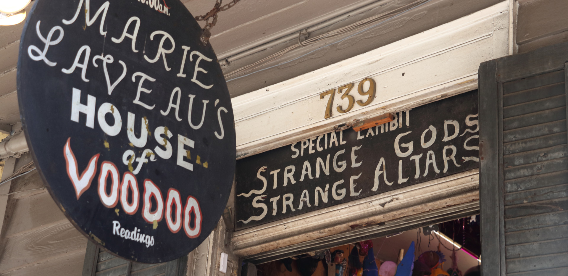 Madame Laveau's House of Voodoo
