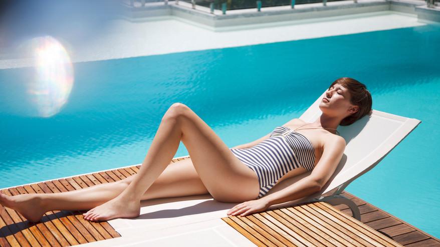 Natural Support for Sunburns