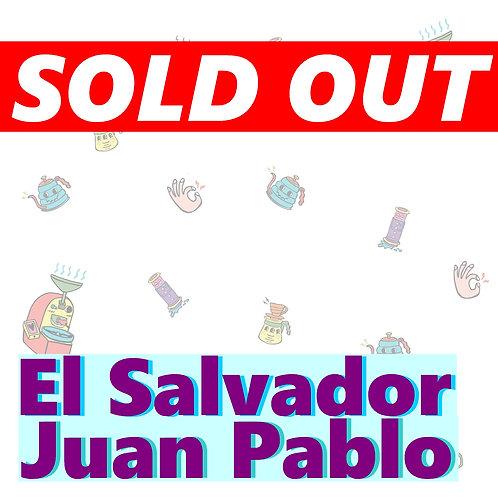 El Salvador Juan Pablo