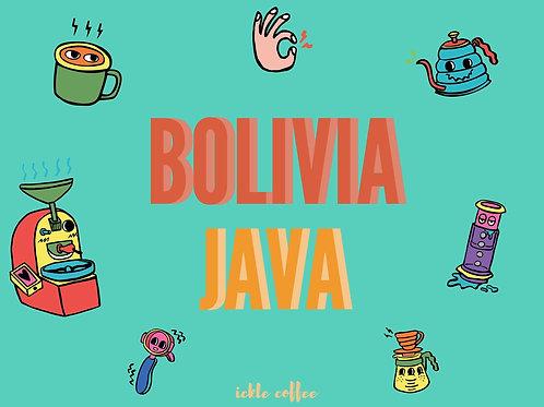 Bolivia Waliki Java Coco Natural