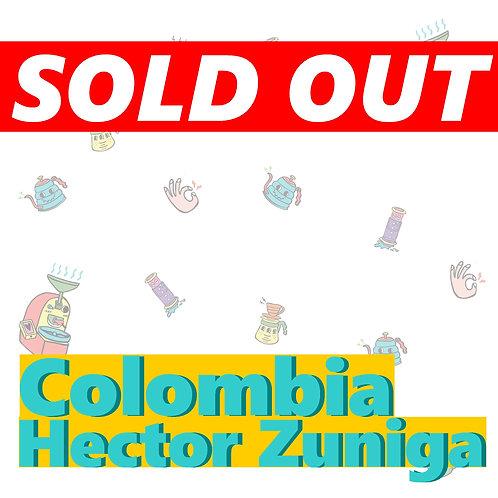 Colombia Hector Zuniga