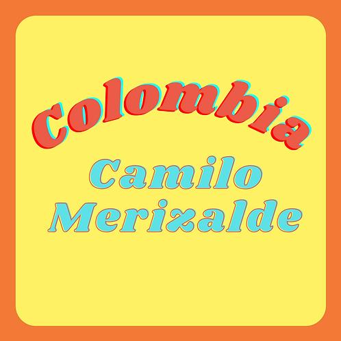 Colombia Camilo Merizalde