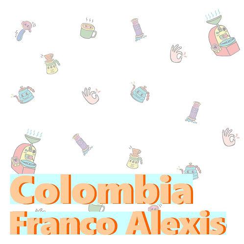 Colombia Franco Alexis