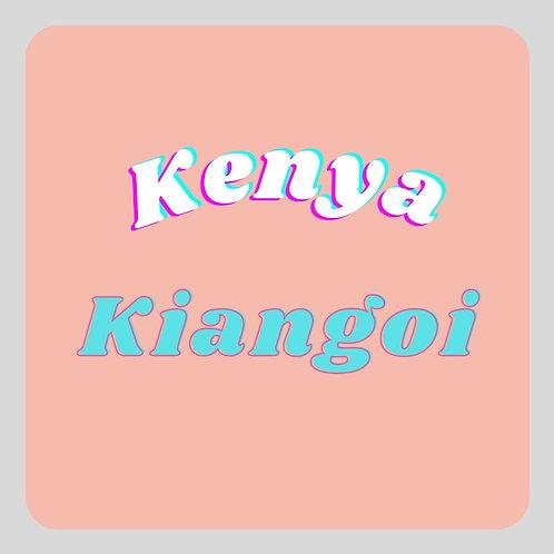 Kenya Kiangoi