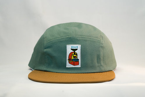 Probat P5 Five Panel Cap