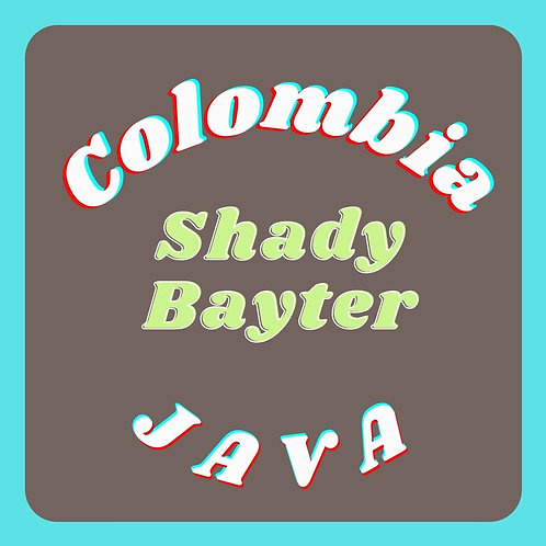 Colombia Java