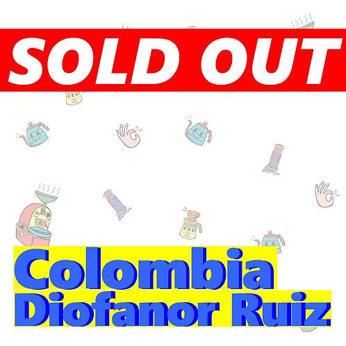 Colombia Diofanor Ruiz