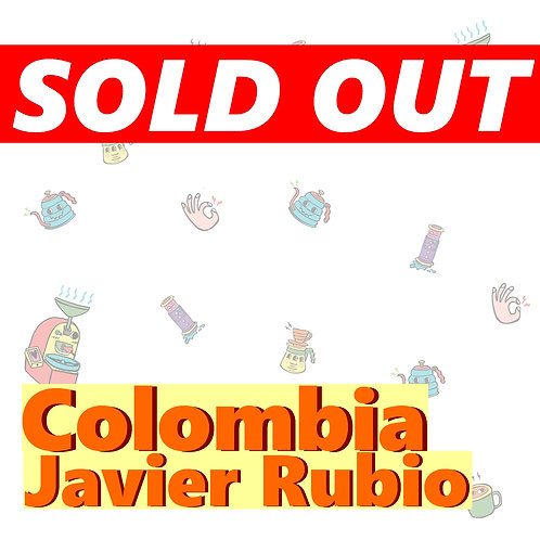 Colombia Javier Rubio