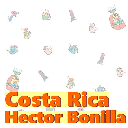 Costa Rica Hector Bonilla