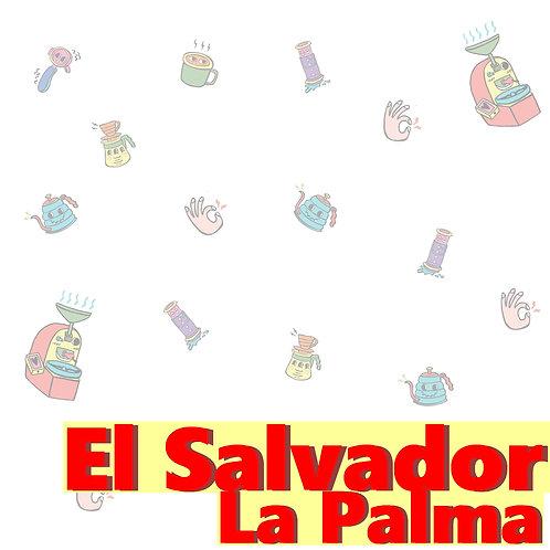 El Salvador La Palma