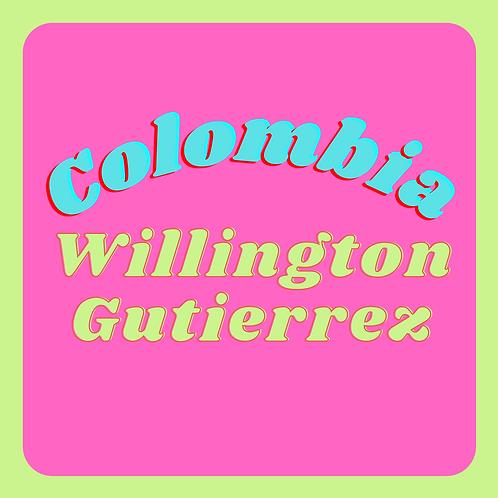 Colombia Willington Gutierrez