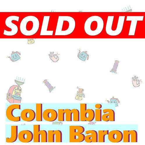 Colombia John Baron