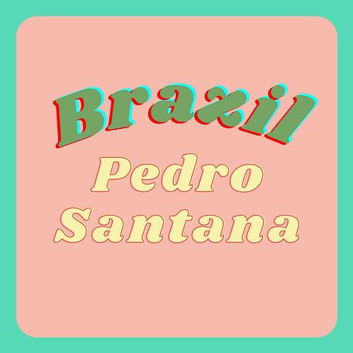 Brazil Pedro Santana