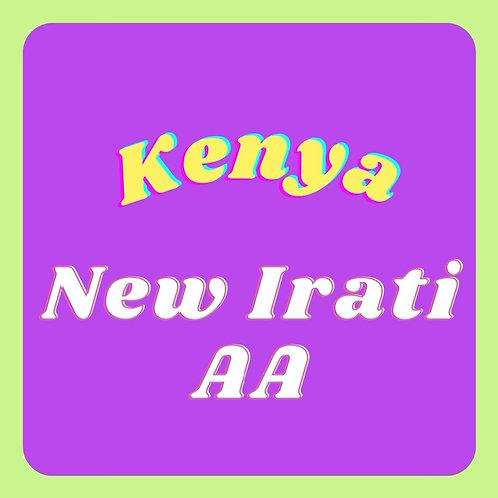 Kenya New Irati AA