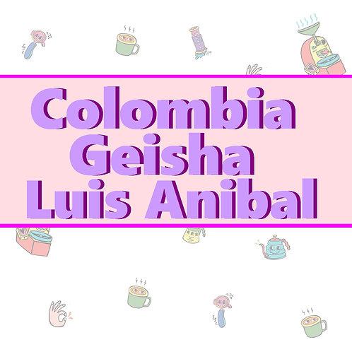 Colombia Geisha Luis Anibal