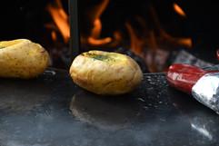 Vuurschaal barbecue