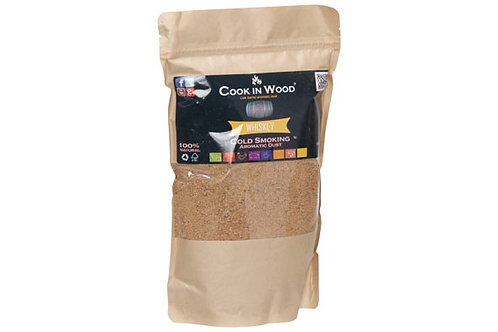COOK IN WOOD ROOKMOT WHISKEY 500G